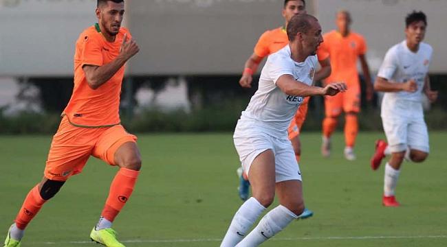 Antalyaspor - Alanyaspor maçından gol sesi çıkmadı
