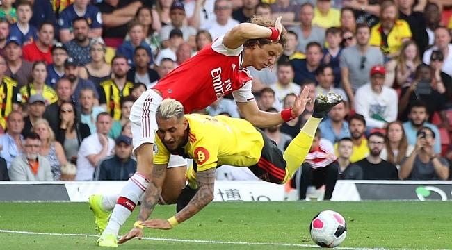 Arsenal 2-0'dan yakalandı