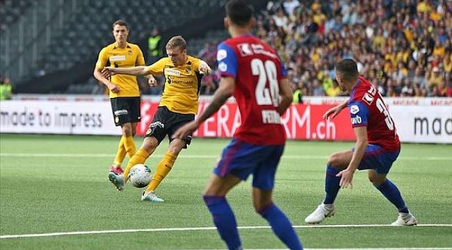 Basel ligde de kazanıyor