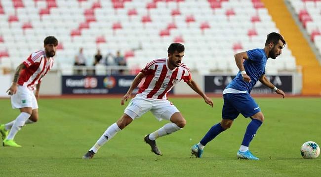 BB Erzurumspor DG Sivasspor'u 3-1 mağlup etti