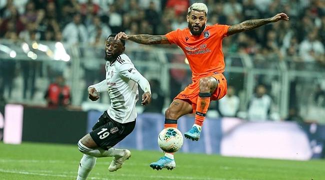 Beşiktaş Başakşehir'den puanı penaltıyla aldı