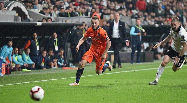 Beşiktaş Medipol Başakşehir'i konuk ediyor