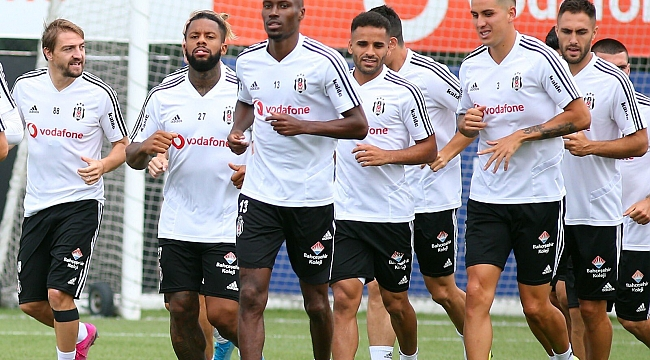 Beşiktaş'ta yıldız isim kadro dışı