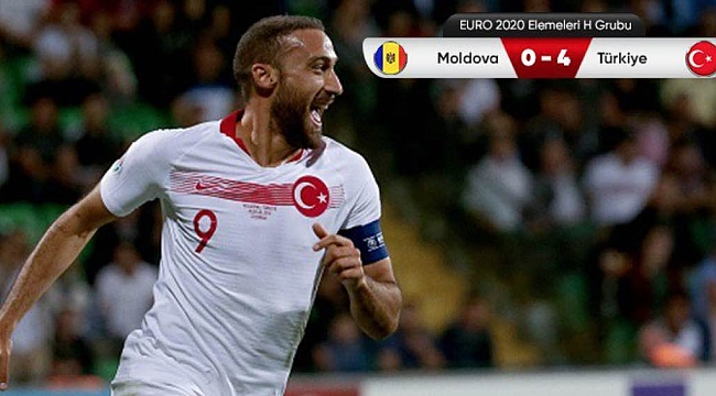 Cenk Tosun 16 gole ulaştı