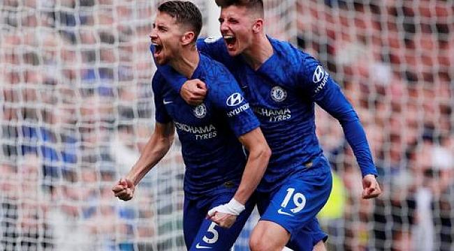 Chelsea haftayı 3 puanla kapattı