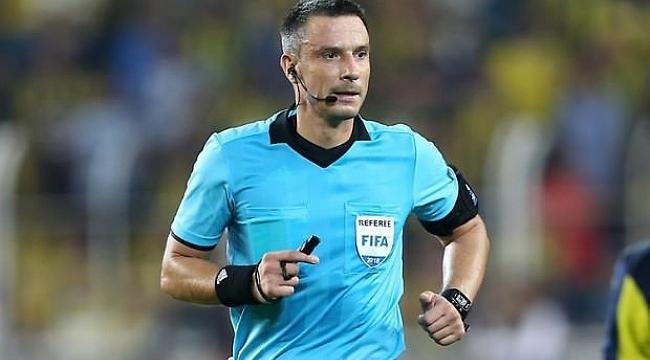 Club Brügge - Galatasaray maçına Sloven hakem
