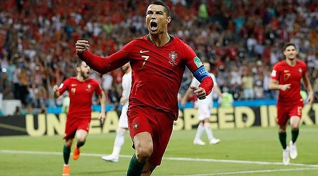 Cristiano Ronaldo 10. kez Portekiz'de Yılın Futbolcusu seçildi