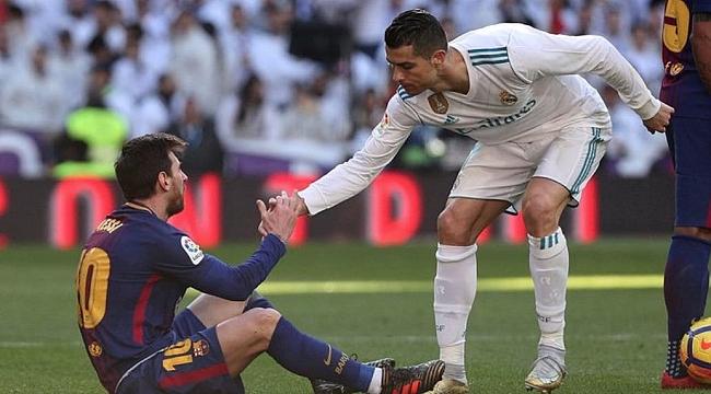 Cristiano Ronaldo hedefini açıkladı