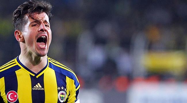 Emre Belözoğlu Alanya'da yedek oturacak