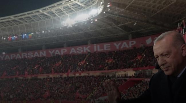 Eskişehirspor'dan Cumhurbaşkanı Erdoğan'a teşekkür