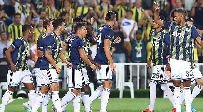 Fenerbahçe MKE Ankaragücü sınavında