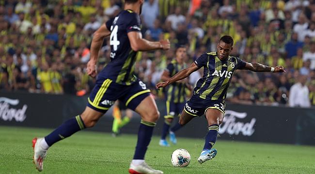 Fenerbahçe Trabzonspor'a takıldı