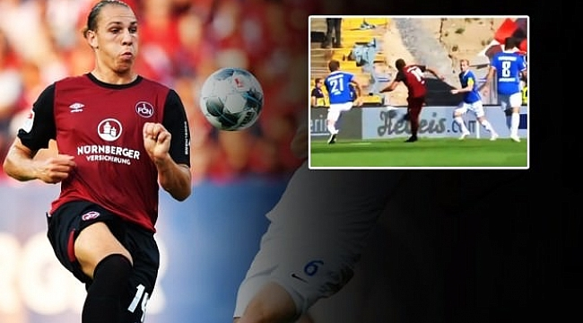 Frey'den gol Serdar Dursun'dan hat-trick