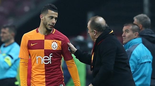 Galatasaray Belhanda'yı yetiştirmeye çalışıyor
