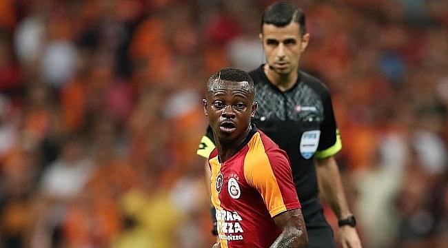 Galatasaray'da Seri ve Andone sürprizi