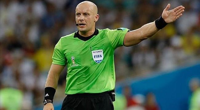 Galatasaray'ın maçına Polonyalı hakem