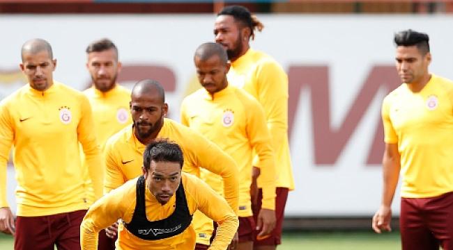 Galatasaray'ın Malatya kadrosunda 4 eksik