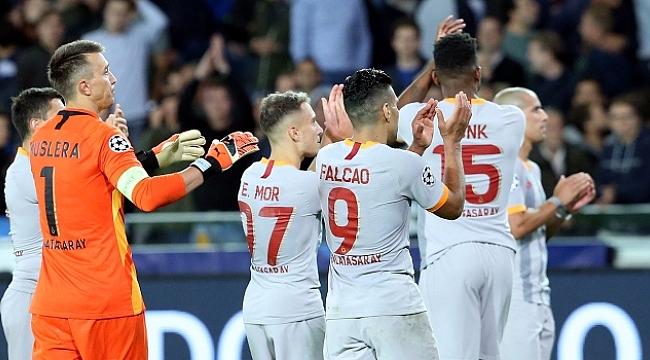 Galatasaray Yeni Malatyaspor karşısında