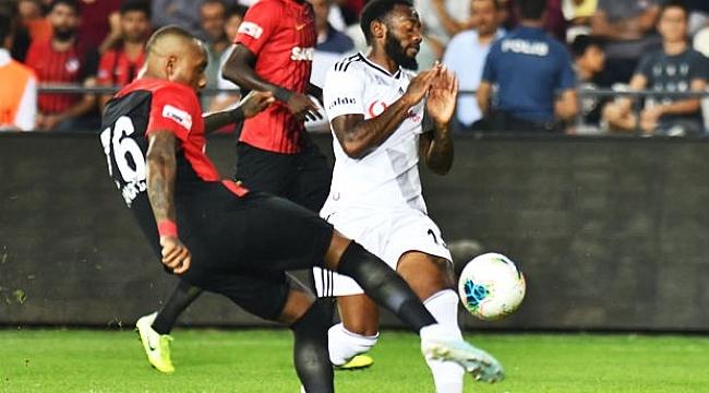 Gazişehir Beşiktaş'ı devirdi