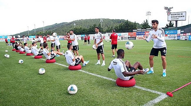 Gazişehir maçı öncesi Beşiktaş'ta 3 eksik var