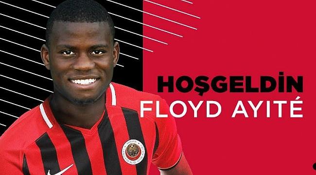 Gençlerbirliği Togolu Ayite'yi transfer etti