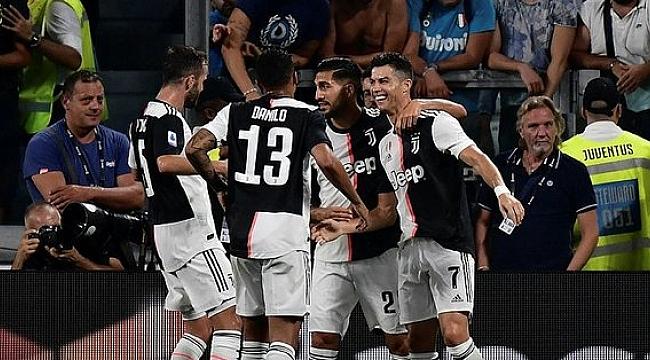 Gol düellosunu kazanan Juventus