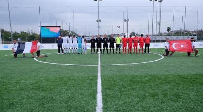 Görme Engelliler Milli Takımı üçüncülük maçı oynayacak