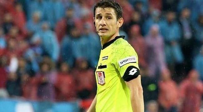 Halil Umut Meler Rosenborg - PSV maçını yönetecek