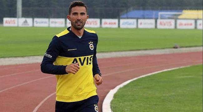 Hasan Ali'den Fenerbahçe'ye iyi haber