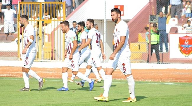 Hatayspor'dan Eskişehirspor'a vize yok