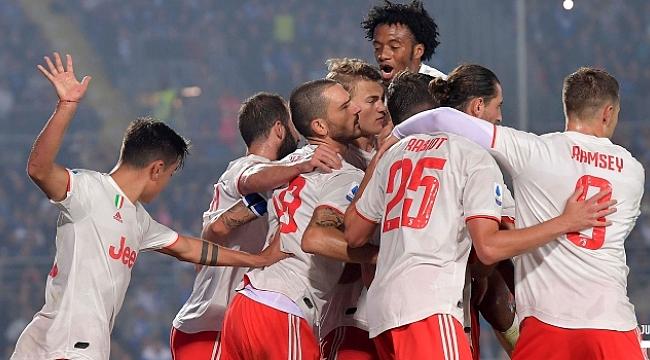 Juventus Brescia deplasmanından 3 puanla dönüyor