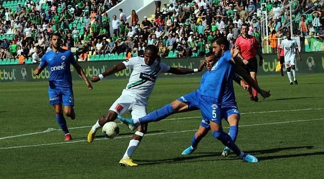 Kasımpaşa Denizlispor'u tek golle devirdi