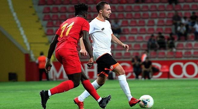 Kayserispor Adanaspor'u 4 golle geçti