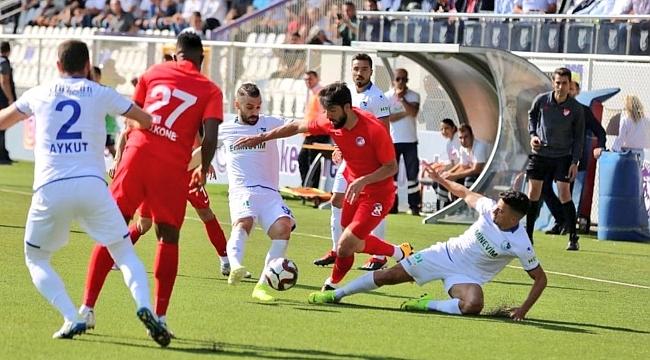 Keçiörengücü BB Erzurumspor'u tek golle devirdi