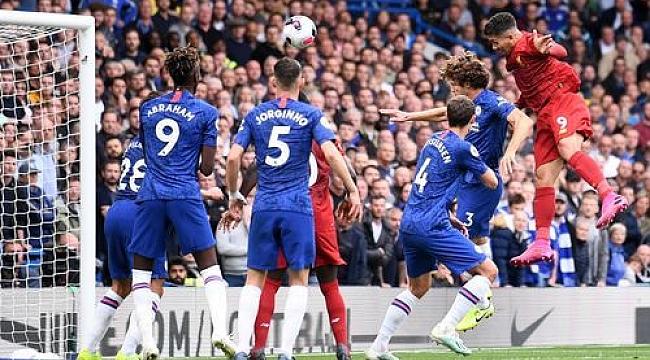 Liverpool Chelsea'yi de geçti