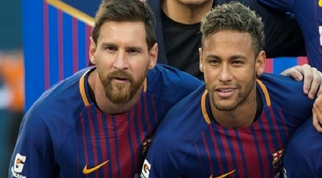 Messi'den Neymar açıklaması