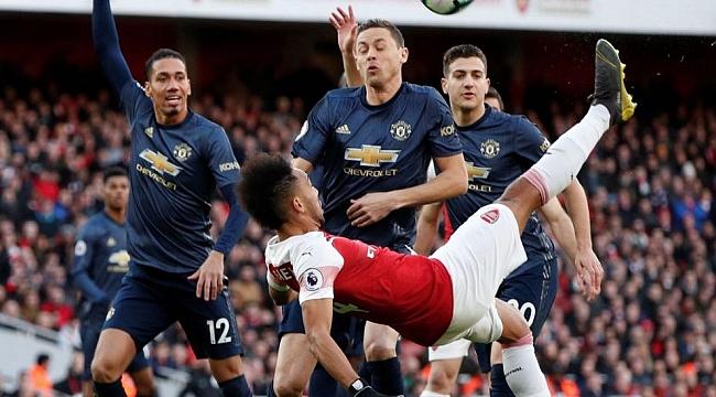 Premier Lig'de zorlu maç: Manu - Arsenal
