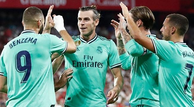 Real Madrid kazandı, Zidane rahatladı