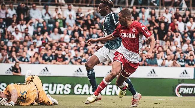 Slimani atıyor ama Monaco kazanamıyor