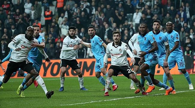 Trabzonspor Beşiktaş'ı konuk ediyor