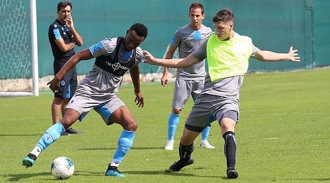 Trabzonspor'da Obi Mikel seferberliği