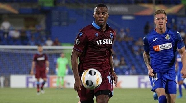 Trabzonspor'da yıldız oyuncu kadrodan çıkartıldı