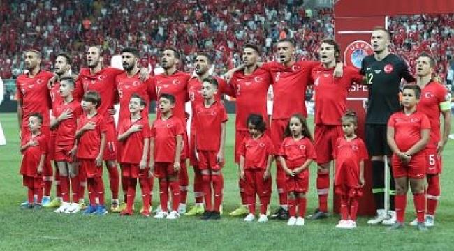Türkiye tekrar UEFA Uluslar B Ligi'nde