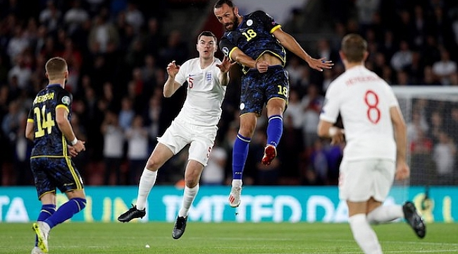 Vedat Muriqi'den İngiltere'ye 1 gol, 2 asist