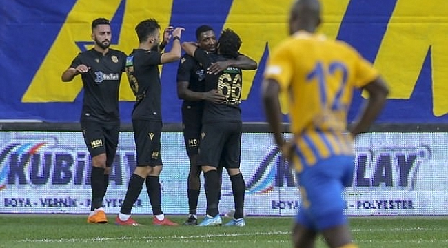 Yeni Malatyaspor Ankara'dan 3 puanla dönüyor