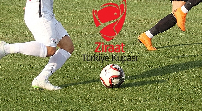 Ziraat Türkiye Kupası'nda 2. Tur maçları tamamlanıyor