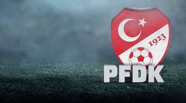 5 Süper Lig ekibi PFDK'ya sevk edildi