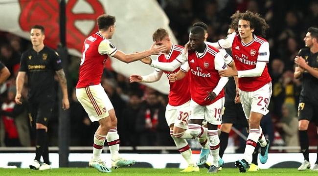 Arsenal Nicolas Pepe ile geri döndü