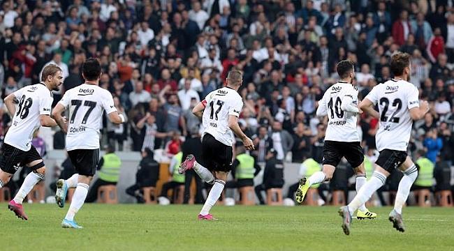 Beşiktaş Ankara'ya 5 eksikle gitti