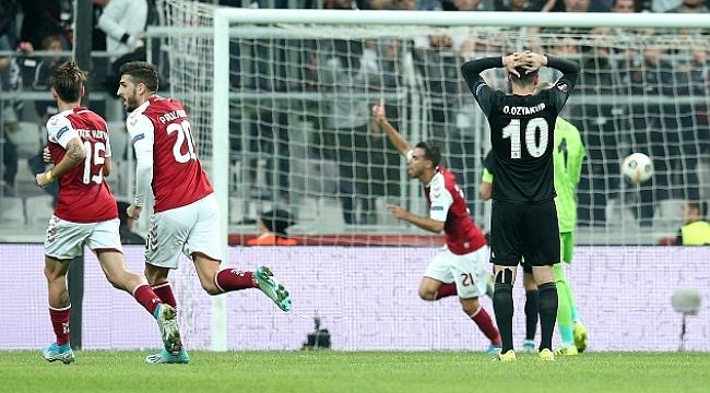 Beşiktaş penaltı kurbanı